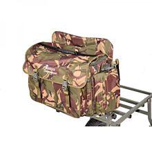 Carp Porter DPM Camo Front Bag