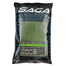 2563SAGA_Method_Groundbait_Green_Monster_900g
