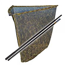Treasure Bush Carpnet 42inch 105x105cm Incl. 2pcs Net Handle