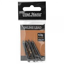 Spro Trout Master Inline Lead Black