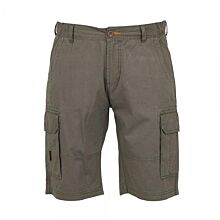 Fox Chunk Heavy Twill Cargo Shorts Khaki Medium