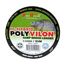 Parallelium FC Hybrid Polyvilon Shock Leader Green 50mtr