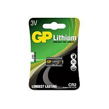 GP Lithium CR2 3V Battery