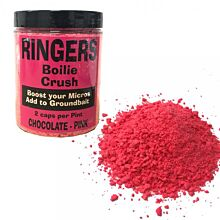 Ringers Boilie Crush Chocolate Pink