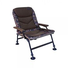 Skills Camo Carp Arm Chair