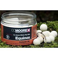 CC Moore Equinox White Pop-Ups 13-14mm
