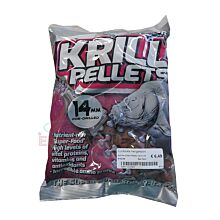 Bait-Tech Krill Pre-Drilled Pellets 14mm