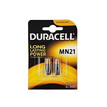 Duracell 12V A23 MN21 2 stuks