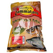 Zammataro Z-One Method Mix Strawberry Red 1kg