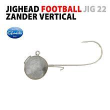 Spro Jighead Zander Vert. 4/0