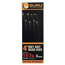 Guru Bait Bands QM1 Ready Rig 4inch
