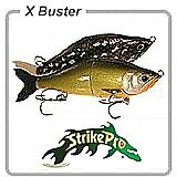 Strike Pro X Buster 170mm