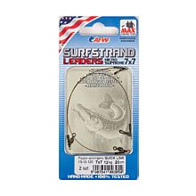 American Fishing Wire Surfstrand 7x7 Quick Link 12kg