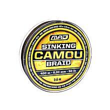 Mad Sinking Camou Braid 400m