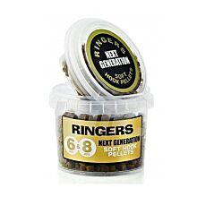 Ringers 6 en 8mm Soft Hook Pellets