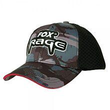 Rage Camo Trucker Cap