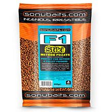 Sonubaits F1 Stiki Method Pellets 4MM
