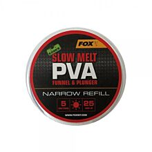 Fox Edges PVA Mesh - 5M Slow Melt Refill 25mm