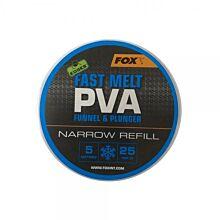 Fox Edges PVA Mesh - 5M Fast Melt Refill 25mm
