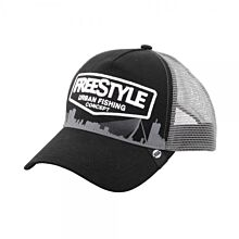 5427Spro_Freestyle_Trucker_Cap_Black