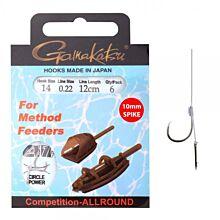 6631Gamakatsu_Method_Feeder_Spike_12cm