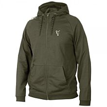 Fox Collection Green/Silver Light Weight Hoody