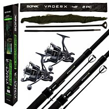 11638Sonik_Xtractor_2_Rod_10ft_3_25lb_Carp_Fishing_Kit_