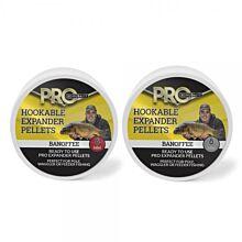 Sonubaits Pro Hookable Expander Pellets Banoffee
