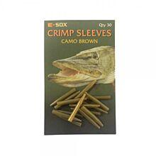 16099Drennan_E_Sox_Crimp_Sleeves_Camo_Brown