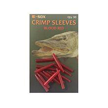 16202Drennan_E_Sox_Crimp_Sleeves_Blood_Red