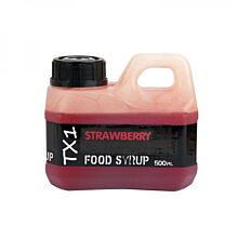 16261Shimano_TX1_Baits_Strawberry_Food_Syrup_500ml
