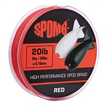 16889Spomb_Braided_Spod_Line_Red_300m_0_18mm___9kg_20lb