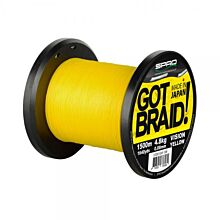 Spro_GOT_Braid_Yellow_per_meter