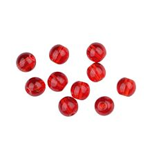 Spro_Round_Smooth_Glass_Beads_Red_Ruby