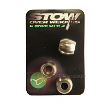 Korda Stow Over Weights 6g 2st.