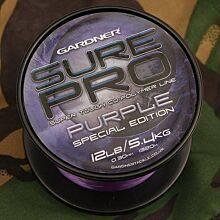 1116Gardner_Sure_Pro_Special_Edition_Purple_0_35mm_15lb_6_8kg