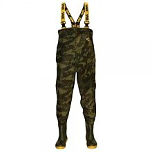 Vass E 800 Series Camo Chest Wader 41