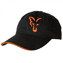 1447Fox_Black___Orange_Baseball_Cap_