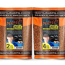 Sonubaits Fin Perfect Sticky Pellets 650g