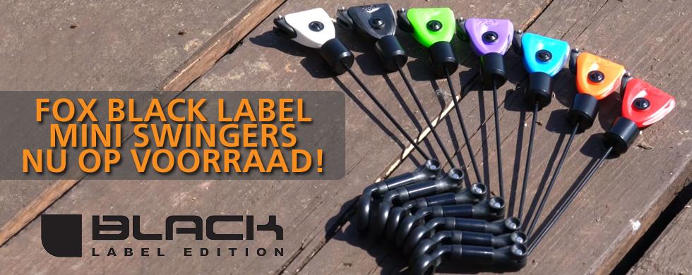 Fox black label mini swinger, mini swinger, swinger, hanger