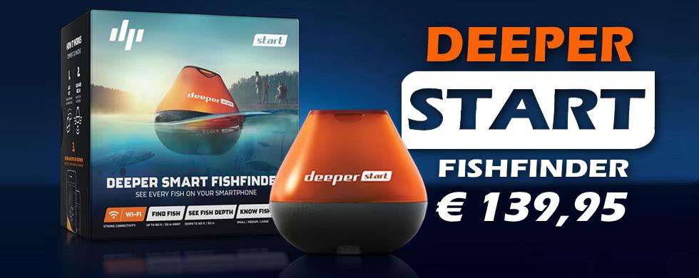 Deeper, Start, Fishfinder, deeper start fishfinder, visvinder