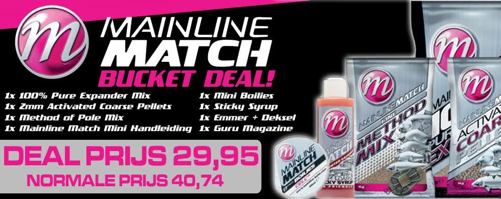 mainline match deal, mainline, match, voeders