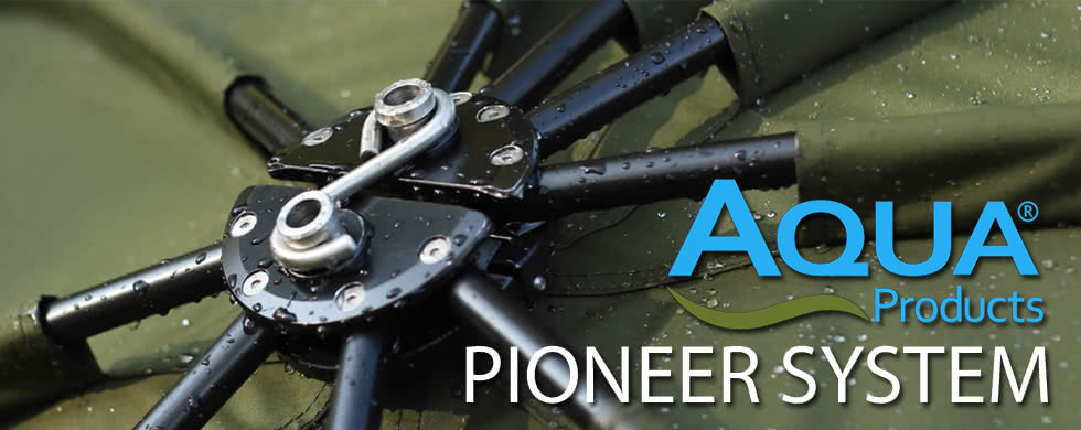 pioneer, bivvy, aqua products,
