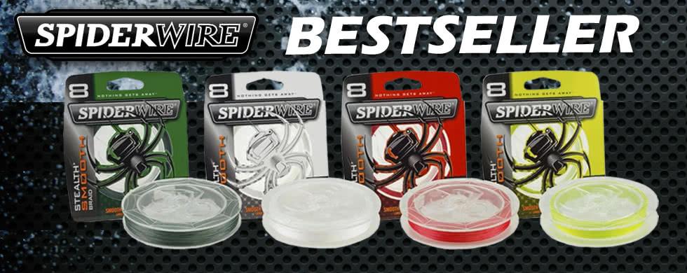 spiderwire, gevlochten lijn, line, braid